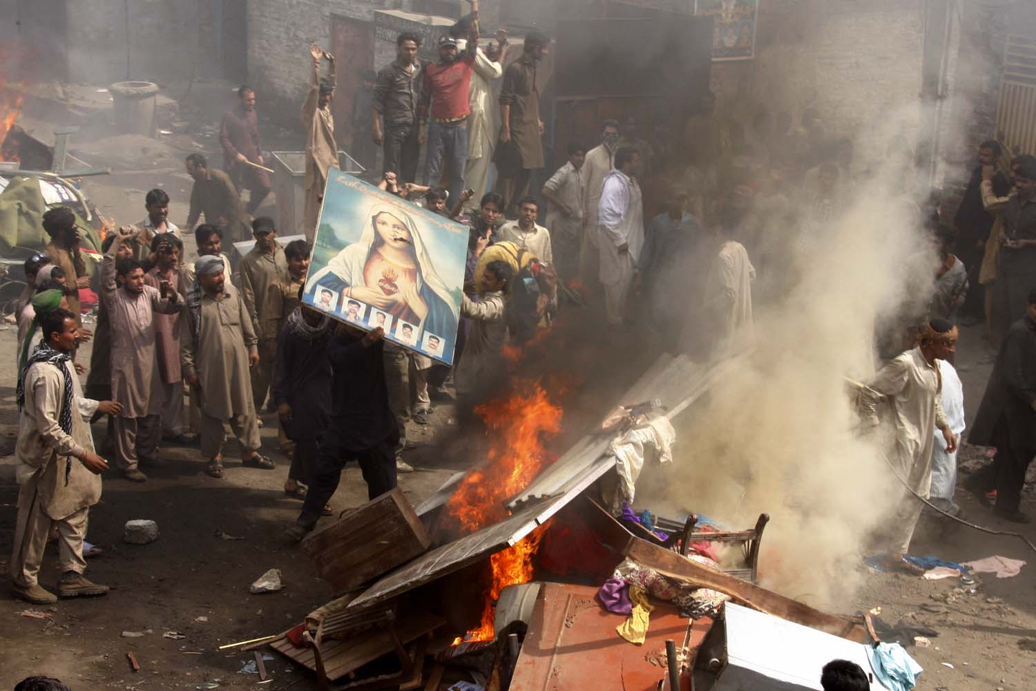 Christian Persecution in Pakistan